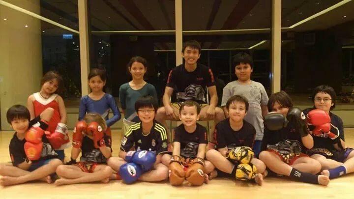 kid Muay Thai