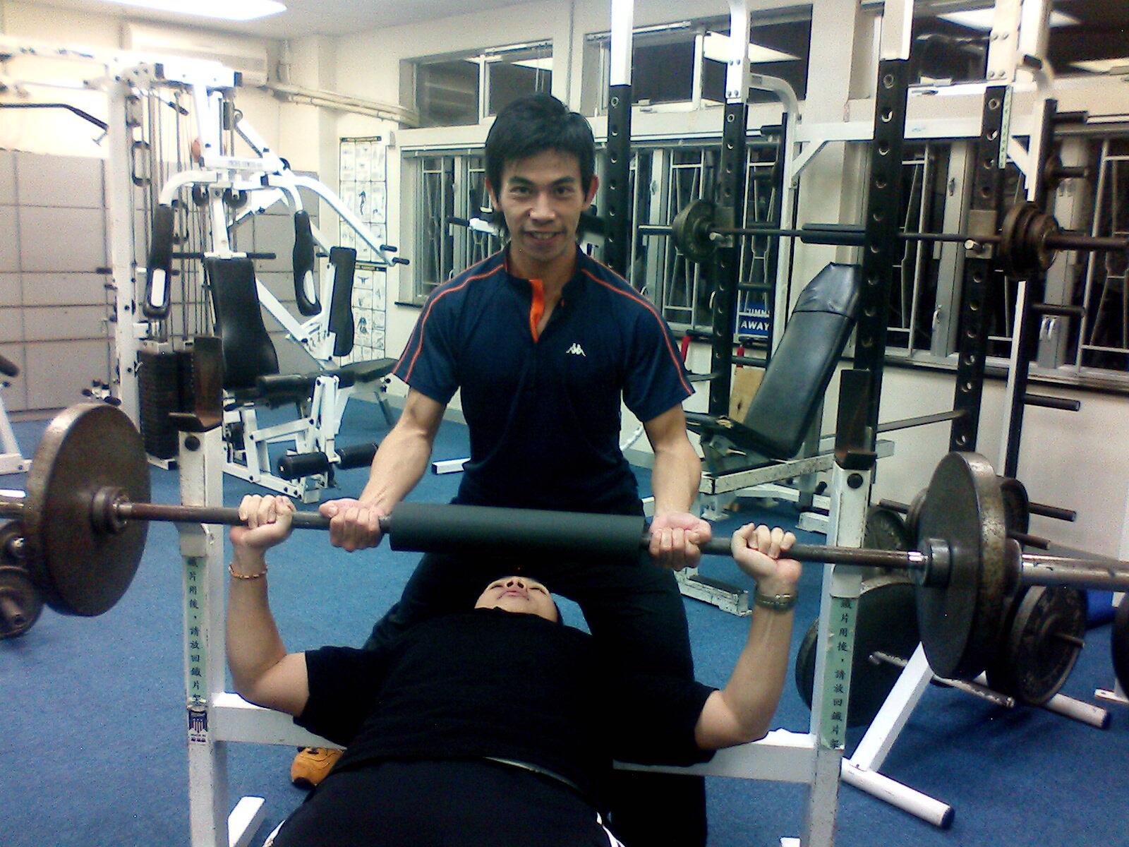 專業健身教練