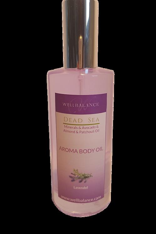 Aroma Body Oil Lavendel