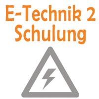 Seminarbeschreibung E-Technik 2