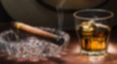 Rum genießen mit Freunden
