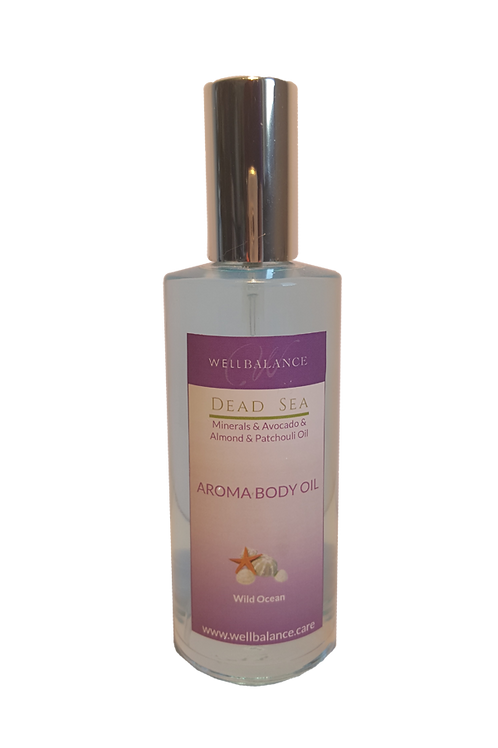 Aroma Body Oil Wild Ocean