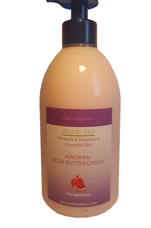 Aroma Body Butter Pomegranate