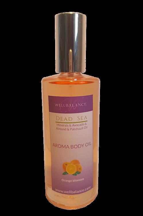 Aroma Body Oil Orange Blossom