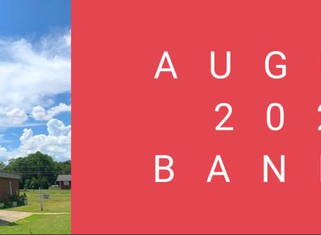 August 2020 Banner