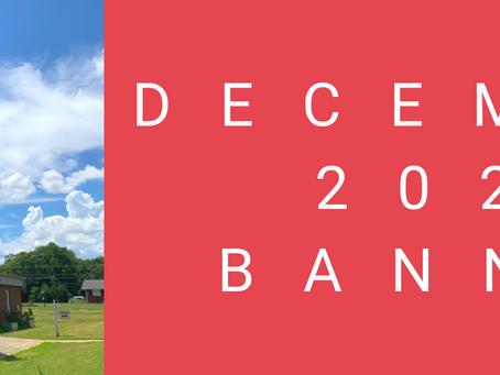 December 2020 Banner