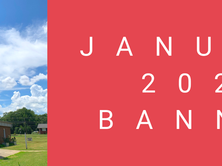 January 2021 Banner