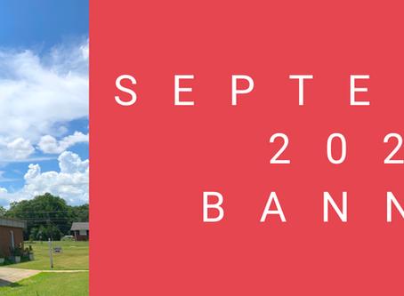 September 2020 Banner