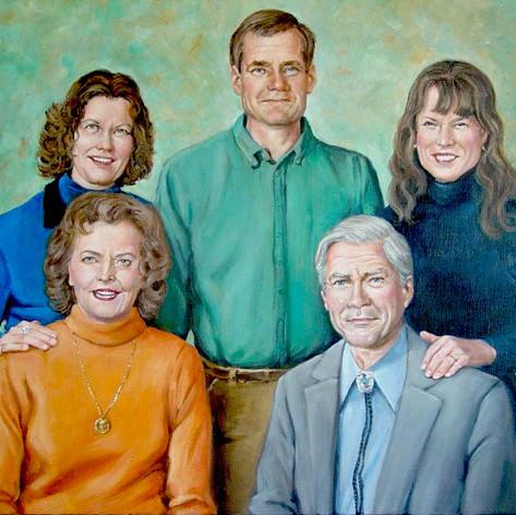 """""""Hamett Family Portrait"""""""