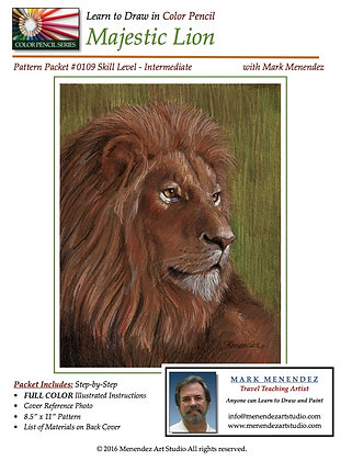 DIGITAL Majestic Lion