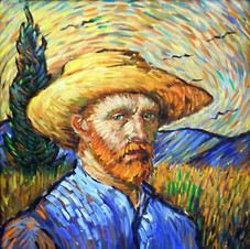 """Menendez Vincent van Gogh"""