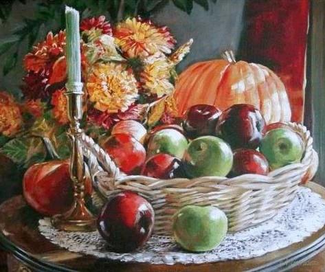 """Apple Basket"""