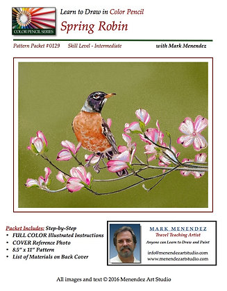 DIGITAL Spring Robin