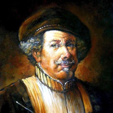"""Menendez Rembrandt"""