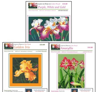"""Holiday"" Floral Set"