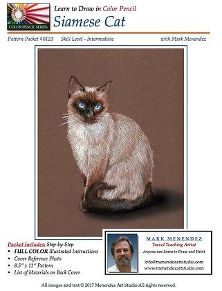 DIGITAL Siamese Cat