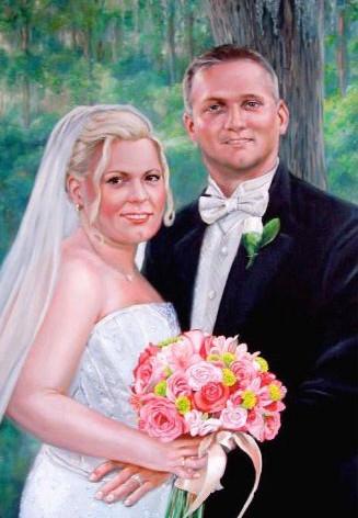 """""""Okkerse Wedding Portrait"""""""