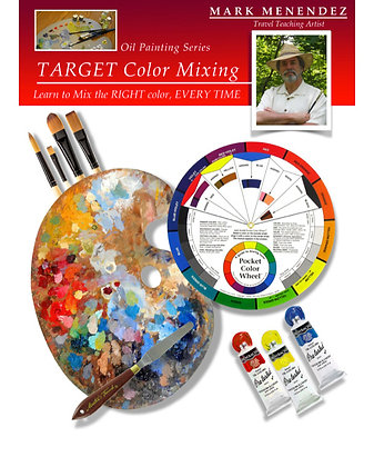 DIGITAL Target Color Mixing