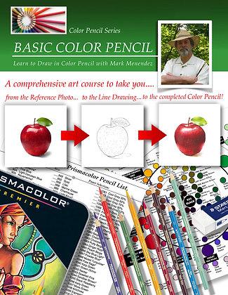 BOOK Basic Color Pencil