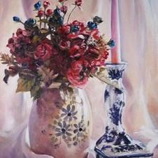 """Tea Roses"""