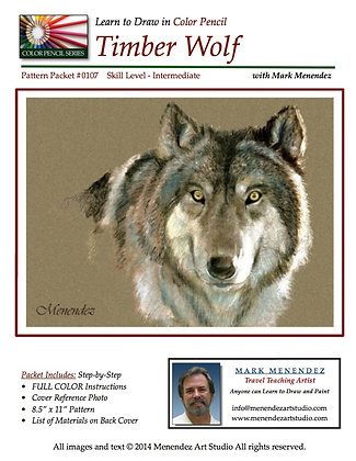 DIGITAL Timber Wolf