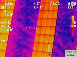 Inspekcja farmy solarnej