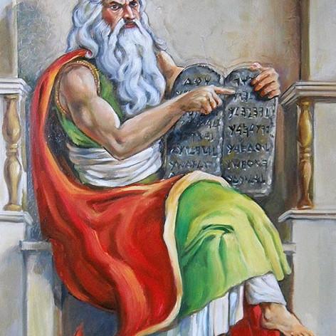 """Menendez Michelangelo"""