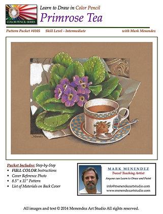 DIGITAL Primrose Tea