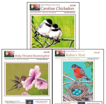 """""""Holiday""""Bird Set"""