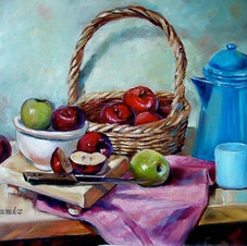 """Apple Basket 2"""