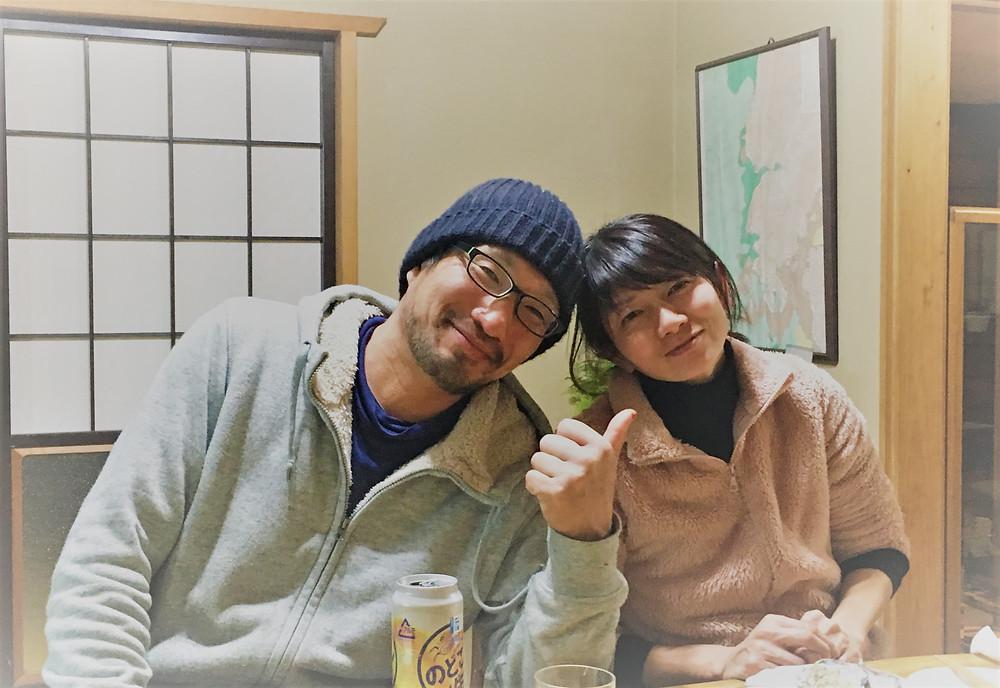 タツさんとマサコさん