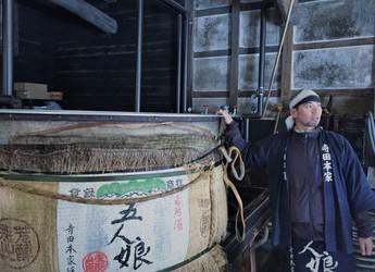 自然栽培米で生酛造り その6