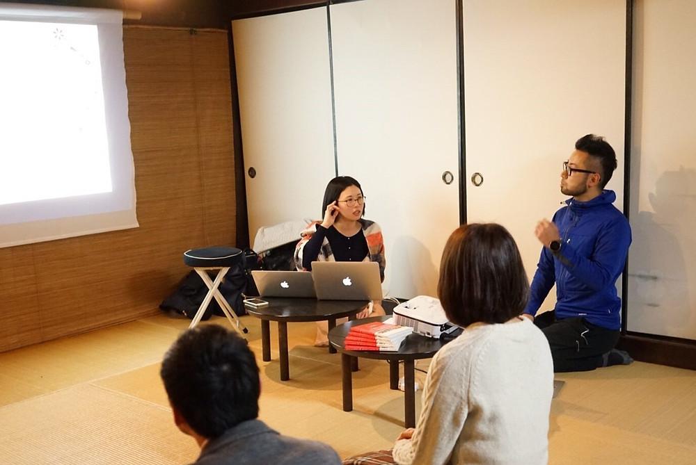 だりさん+佐々木さんトークイベント