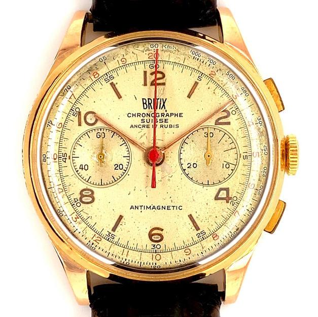Britix Chronograph in 18K yello gold.jpg