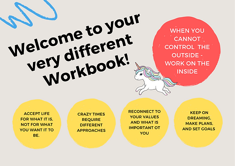 A very different Workbook