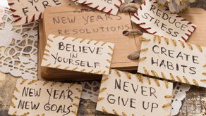 7 SIMPLE STEPS TO NEW YEAR'S RESOLUTIONS