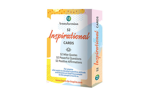 52 Inspirational Cards