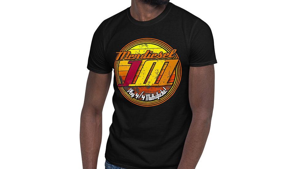 Mendiesel 101 Play 4/4 Muthaf**ka 3/4 T-shirt