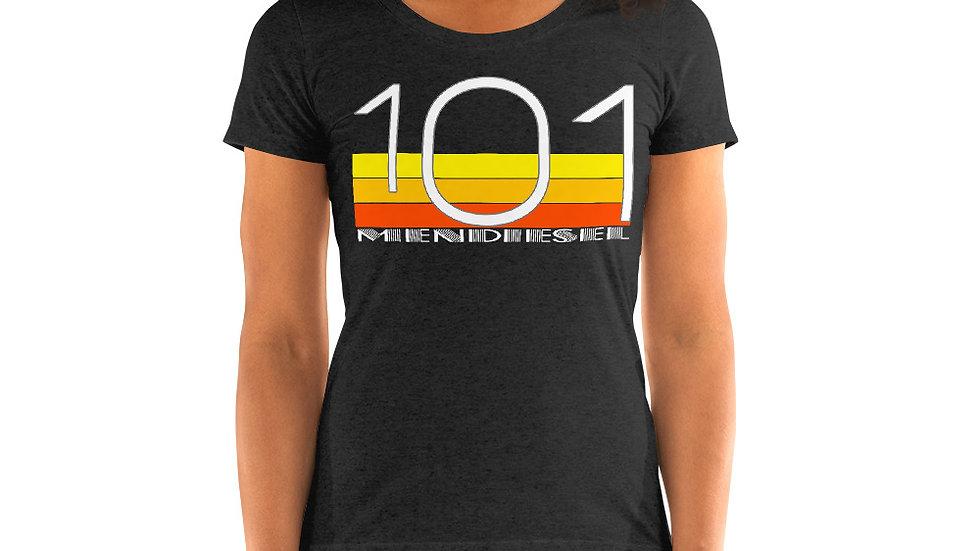 Mendiesel 101 Triblend Short Sleeve T-shirt
