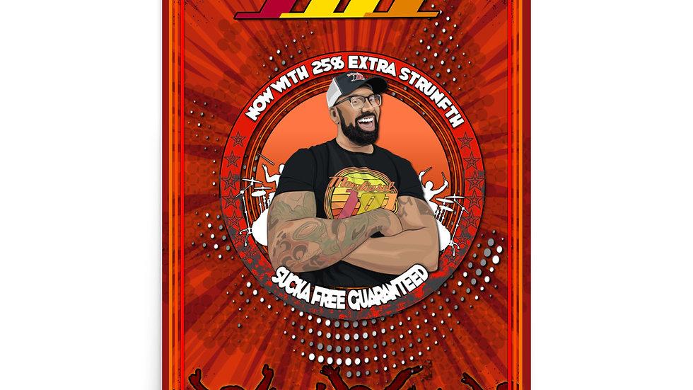 "Mendiesel 101 Extra Strunfth 24""x36"" Poster"
