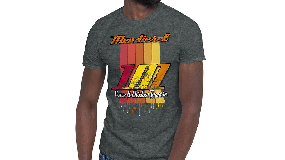Mendiesel 101 Peace & Chicken Grease T-shirt