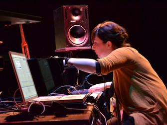 //hcmf Improvisation with Electronics Workshop