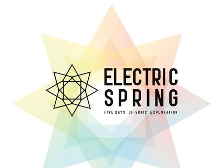 Electric Spring 2019!