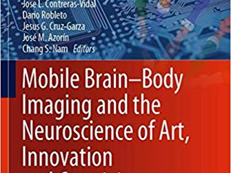New Chapter in Springer collection on Neuroscience/Art/Creativity