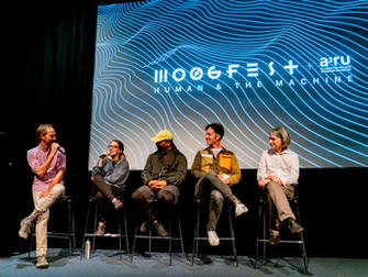 Moogfest and a2ru Present Human and the Machine