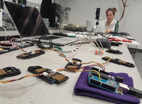 Haptics, Touch & Somatics Workshop at UCSB