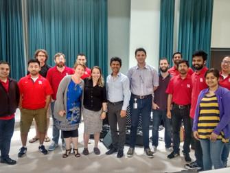 Workshop on Neuroaesthetics at University of Houston