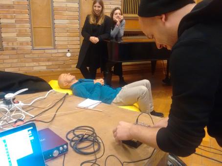 Haptic Workshop @ LOOP Berlin