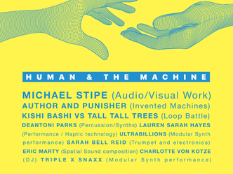 Moogfest & a2ru present Human & the Machine