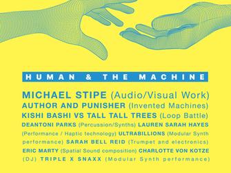 Moogfest & a2ru present Human & the Machine